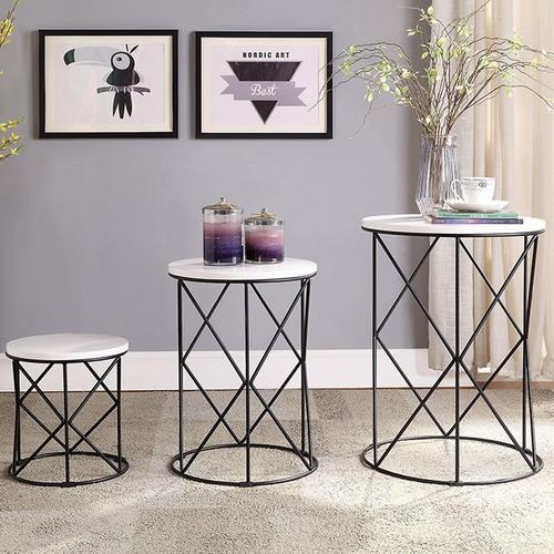 Madyson 3 Pc. Nesting Table