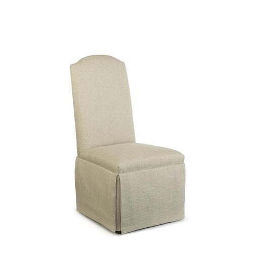 Hollister Strght Back/arch Top Chair