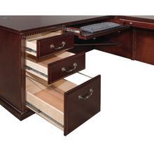 See Details - L-Shaped Desk
