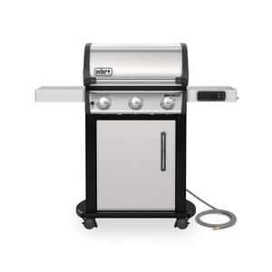 WeberSpirit SX-315 Gas Grill - Stainless Steel Natural Gas