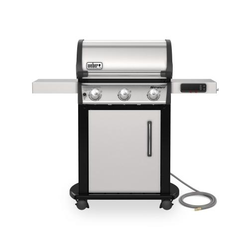 Spirit SX-315 Gas Grill - Stainless Steel Natural Gas