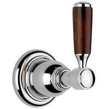Non Lacquered Brass Trim set for V607-AIS volume control