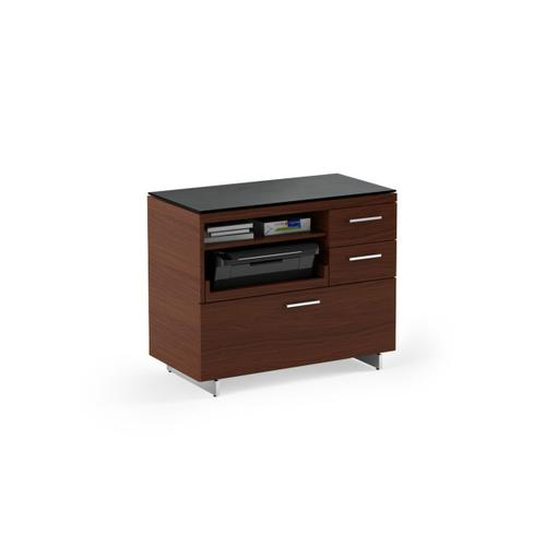Multifunction Cabinet 6017 in Chocolate Stained Walnut