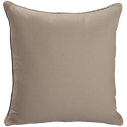 "Throw Pillows Knife Edge Square w/welt (23"" x 23"")"