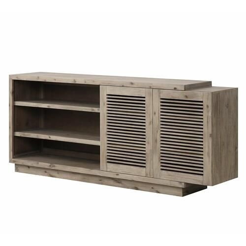 BECKET 76 in. TV Console