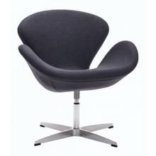 Pori Occasional Chair Gray