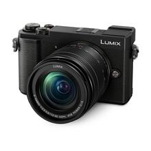 LUMIX GX9 Mirrorless Camera Body, 20.3 Megapixels, In-Body Image Stabilizer, plus 12-60mm F3.5-5.6 Kit Lens - DC-GX9MK