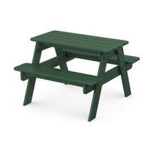 View Product - Kids Picnic Table in Green