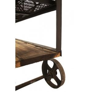 Industrial III Cart Console