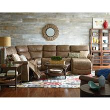 See Details - James Sectional