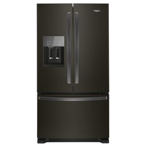 Whirlpool Canada - 36-inch Wide French Door Refrigerator in Fingerprint-Resistant Stainless Steel - 25 cu. ft.