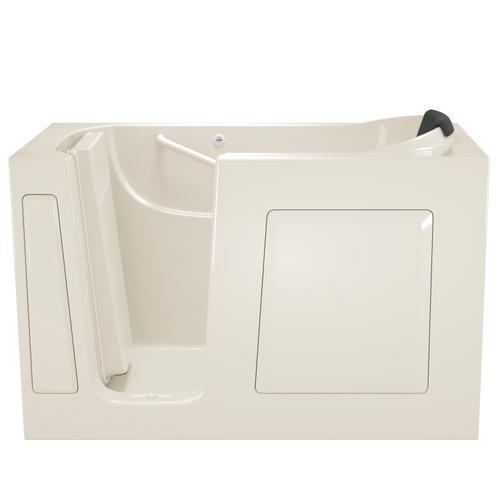 Premium Series 30x60 Walk-in Bathtub, Left Drain  American Standard - Linen