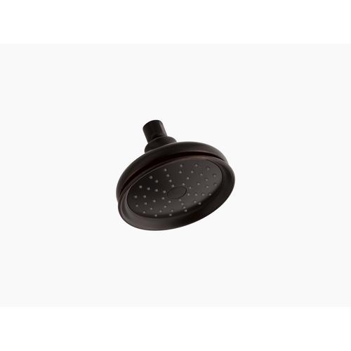 Oil-rubbed Bronze 1.75 Gpm Single-function Showerhead With Katalyst Air-induction Technology