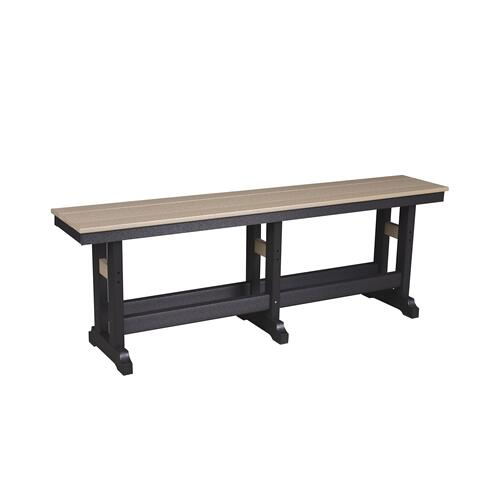 "Garden Classic 66"" Bench - Dining"