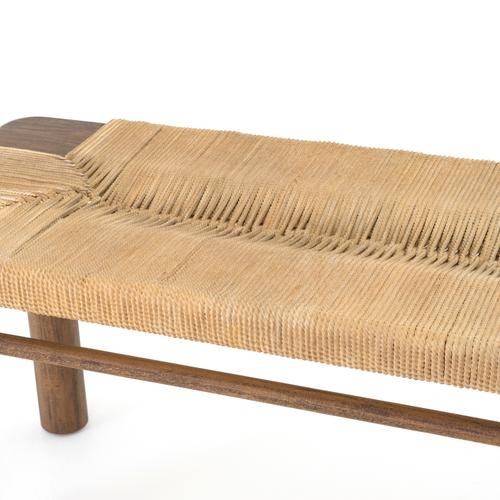 Vintage Cotton Finish Shona Bench