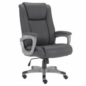 DC#314HD-CHA - DESK CHAIR Fabric Heavy Duty Desk Chair - 400 lb.