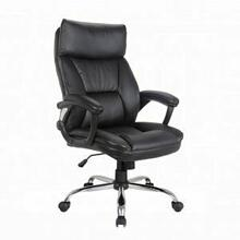 ACME Colin Office Chair w/Lift - 92172 - Black PU