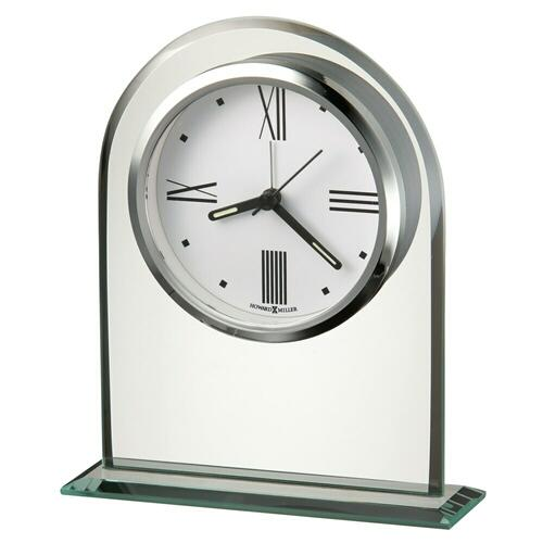 Howard Miller Regent Alarm & Table Clock 645579