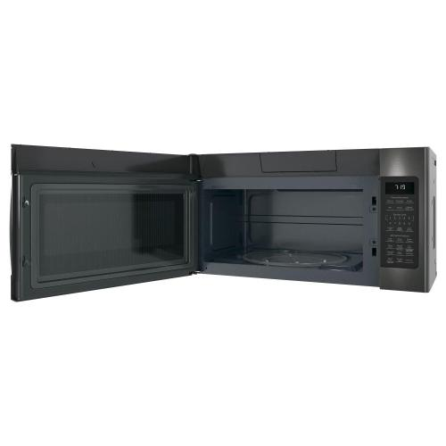 Product Image - GE® 1.9 Cu. Ft. Over-the-Range Sensor Microwave Oven with Recirculating Venting