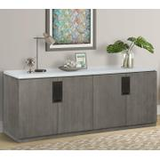 PURE MODERN Credenza with Quartz top Product Image