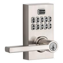 See Details - 917 SmartCode Electronic Halifax Lever - Satin Nickel
