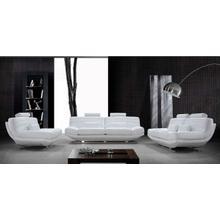 View Product - Divani Casa Viper - Modern Bonded Leather Sofa Set
