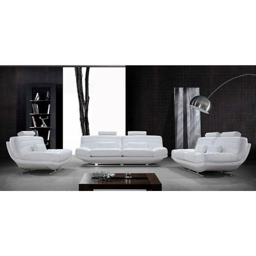 VIG Furniture - Divani Casa Viper - Modern Bonded Leather Sofa Set