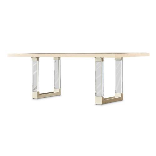 Rectangular Leg Dining Table