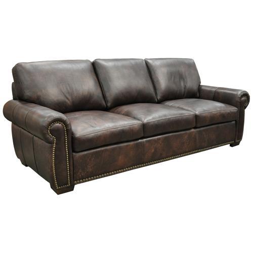 Omnia Furniture - Milo 3 Stationary Sectional