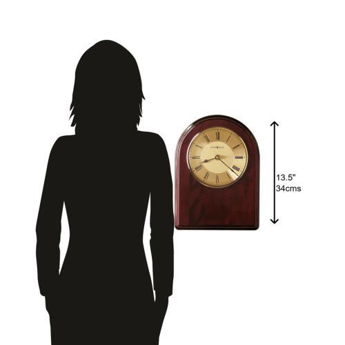 Howard Miller - Howard Miller Honor Time III Plaque Clock 625257