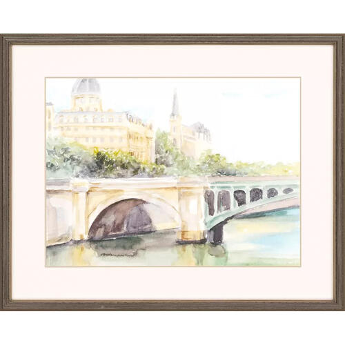 French Bridge Study IV