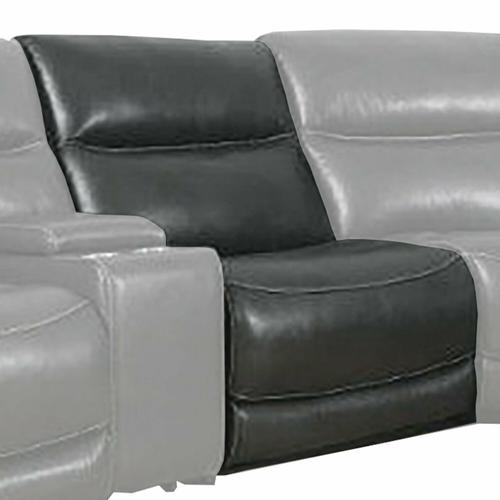 Parker House - COLOSSUS - NAPOLI GREY Power Armless Recliner