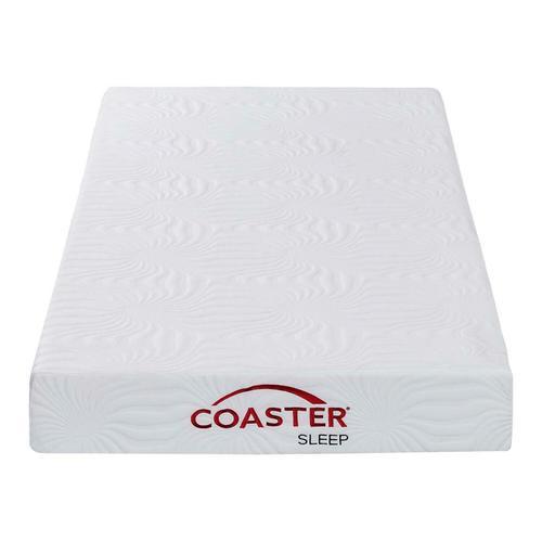 "Coaster - 8"" Twin Mattress"