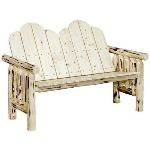 Montana Collection Deck Bench