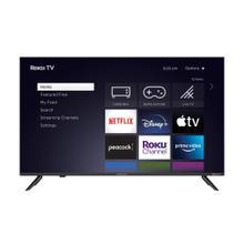 "See Details - Element 43"" 4K UHD HDR10 Roku TV (Frameless)"