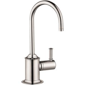 Polished Nickel Beverage Faucet, 1.5 GPM