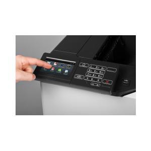 60 ppm B&W and Color Desktop Printer