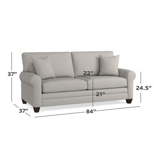 CU.2 Sofa, Arm Style Canted