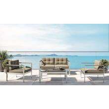Product Image - Renava Baja Outdoor Grey Sofa Set