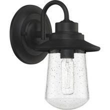 See Details - Radford Outdoor Lantern in Matte Black