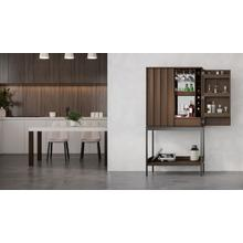 See Details - Cosmo 5720 Bar in Toasted Walnut