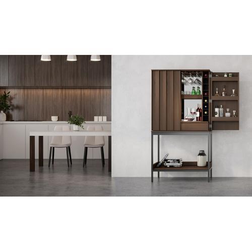 BDI Furniture - Cosmo 5720 Bar in Toasted Walnut