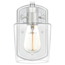 View Product - Ledger Wall Sconce in Polished Nickel