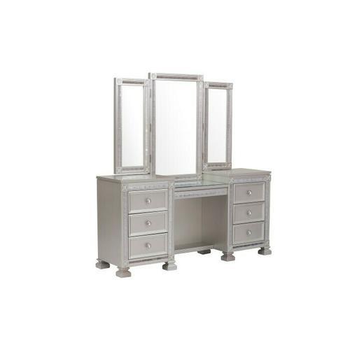 Gallery - Vanity Dresser with Mirror