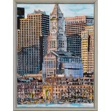 Cityscape - Boston