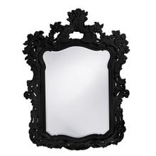 View Product - Turner Mirror - Glossy Black