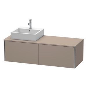 Vanity Unit For Console Wall-mounted, Basalt Matte (decor)