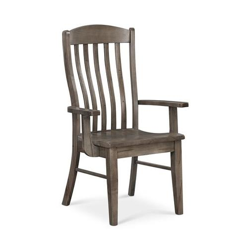 Gallery - Holden Maple Arm Chair