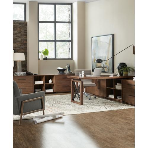 Hooker Furniture - Elon Corner Desk