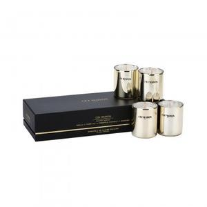Set of 4 candles - 4 assorted scents